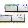G.SKILL 芝奇 Trident Z Royal皇家戟系列 DDR4 3600MHz RGB 花耀银 台式机内存 16GB 8GB*2