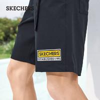 SKECHERS 斯凯奇 L121M200-627205 男士短裤