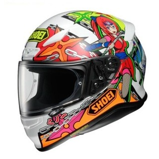 SHOEI Z7-TC-10 自来也 全覆式头盔