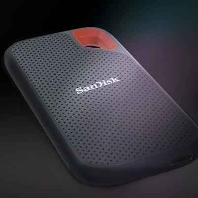 SanDisk 闪迪 Extreme 至尊极速 E30 移动固态硬盘 1TB