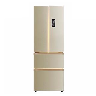 Midea 美的 BCD-322WTPM 风冷多门冰箱 322L 芙蓉金 已下架