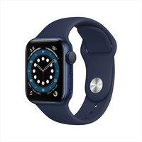 Apple 苹果 Watch Series 6智能手表 GPS款 44毫米 铝金属表壳