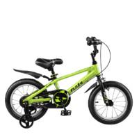 TOPRIGHT 途锐达 闪电儿童自行车 绿色 12寸