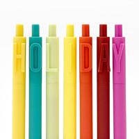 KACO 文采 按动中性笔 0.5mm 单支装 两款可选