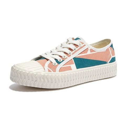 hotwind 热风 H014W0131624 女士帆布鞋