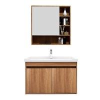 16日0点:HUIDA 惠达 1322 浴室柜 组合实木柜门款