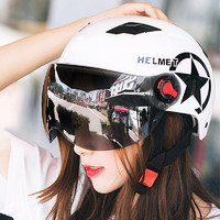 1001 电动车头盔