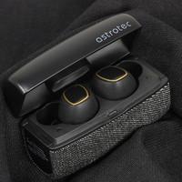 Astrotec 阿思翠 S80 Plus入耳式真无线蓝牙耳机发烧Hifi双耳运动防水隐形