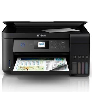 EPSON 爱普生 L4168 墨仓式彩色喷墨一体机