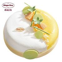 Häagen·Dazs 哈根达斯 蛋糕冰淇淋 1200克 嘿 凤梨(门店兑换)