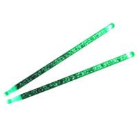 Asanasi 阿萨娜丝 5A 闪光鼓棒-小气泡款 绿色
