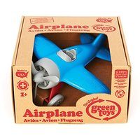 Green Toys 玩具飞机 蓝色