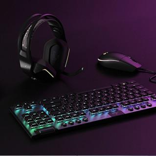 logitech 罗技 G913 TKL 无线机械键盘 GL L轴+G PRO WIRELESS 二代 无线鼠标 键鼠套装 黑色