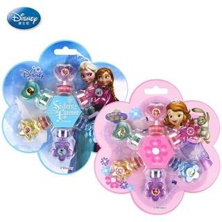 Disney 迪士尼 HDYZ 冰雪奇缘/苏菲亚款 印章套装 6个