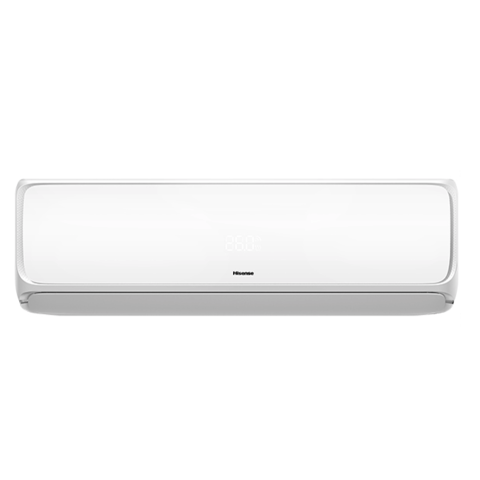 Hisense 海信 苹果派系列 KFR-26GW/H520-X1 新一级能效 壁挂式空调 大1匹