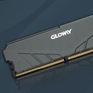GLOWAY 光威 天策系列 DDR4 3000MHz 摩登灰 台式机内存 16GB