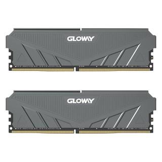 GLOWAY 光威 天策系列 DDR4 3000MHz 摩登灰 台式机内存 16GB 8GB*2