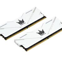 GALAXY 影驰 名人堂系列 大师II DDR4 4000MHz 白色 台式机内存 16GB 8GB*2