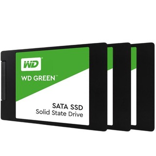 Western Digital 西部数据 绿盘 SATA 固态硬盘 240GB (SATA3.0)