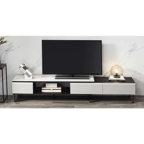 CHEERS 芝华仕 PT013 意式简约钢化玻璃电视柜