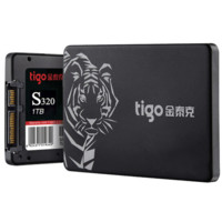 tigo 金泰克 S320 SATA 固态硬盘 1TB (SATA3.0)