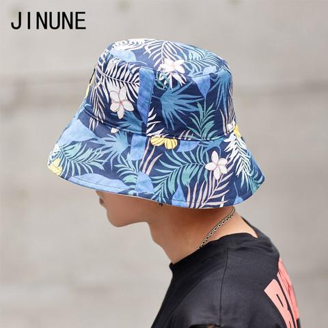 JINUNE A1905195 大檐双面渔夫帽