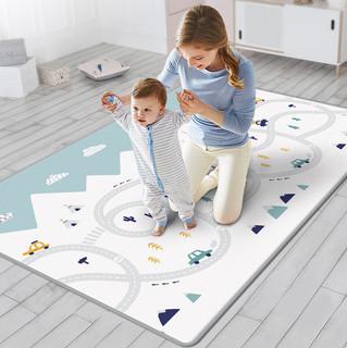 Parklon 帕克伦 韩国进口帕克伦xpe宝宝爬行垫爬爬垫加厚2cm客厅家用婴儿垫子地垫
