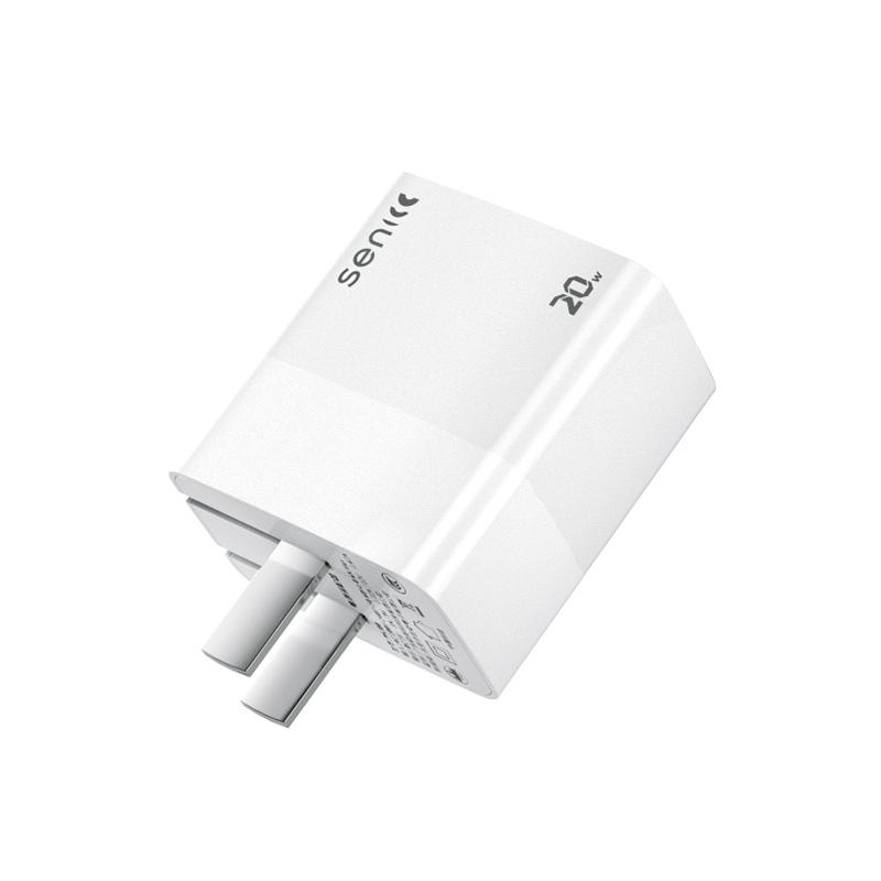 SENICC 声丽 PA300 Type-C充电器 20W