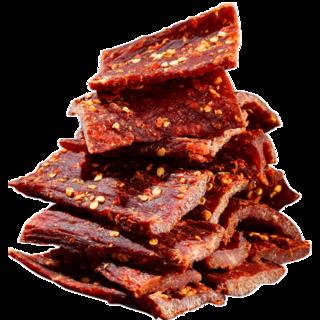 圣烨  风干牛肉干  麻辣味250g+五香味250g