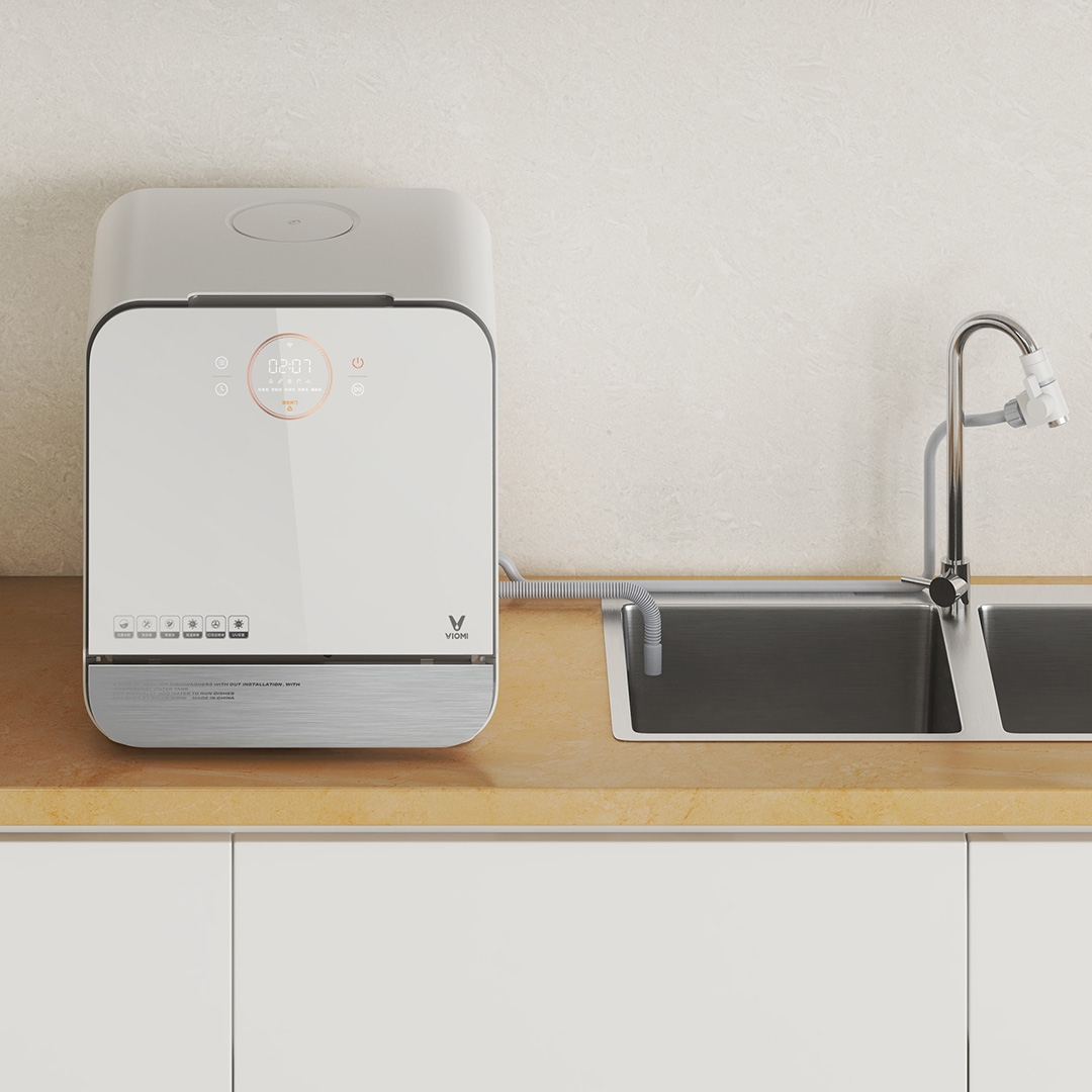 VIOMI 云米 VDW0402全自动洗碗机  4套