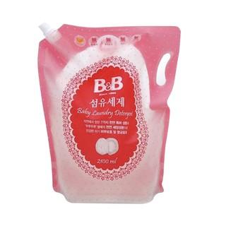 B&B 保宁 婴儿洗衣袋装补充液 2100ml