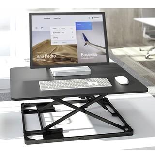 Brateck DWS29-01 升降电脑桌