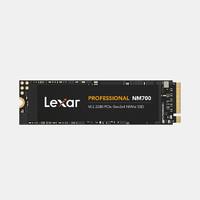 Lexar 雷克沙 NM700 NVMe M.2 固态硬盘 256GB