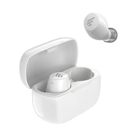 EDIFIER 漫步者 TWS1 入耳式真无线蓝牙降噪耳机 白色(学生价)