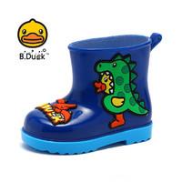 B.Duck 儿童防水防滑雨靴