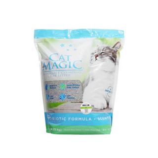 CAT MAGIC 喵洁客 益生菌活性炭猫砂 14磅