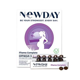 NewDay 孕妇专用鱼油胶囊 60粒