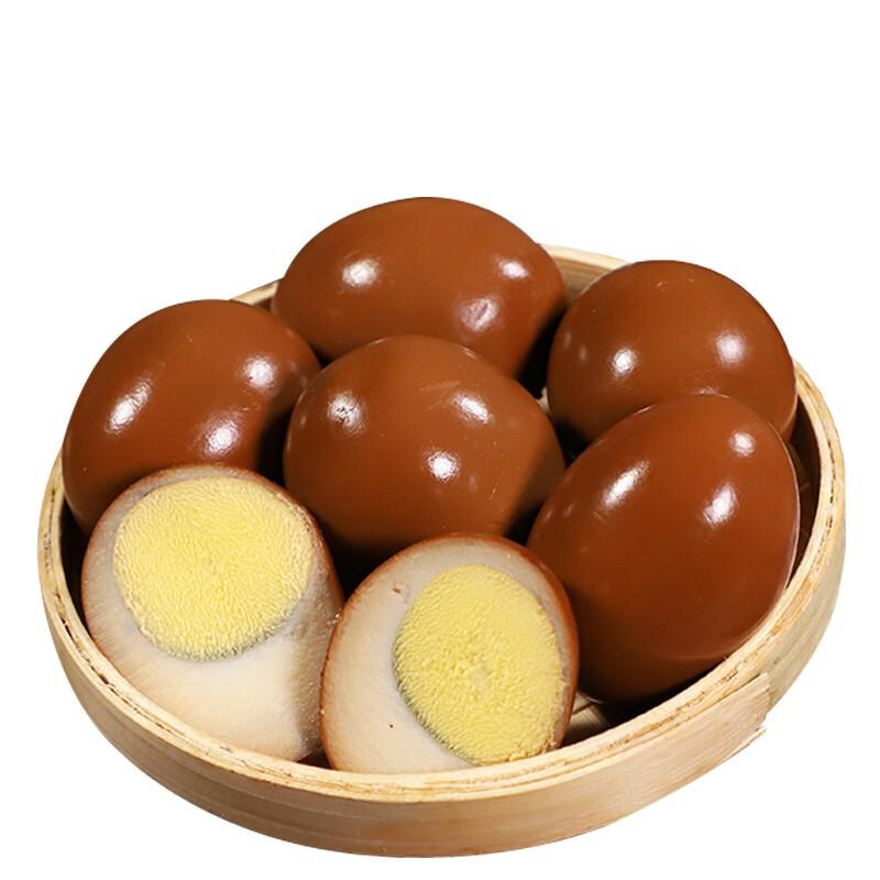 大午 五香卤蛋 鸡蛋休闲零食真空独立包装泡面搭档 五香卤蛋35g*10个