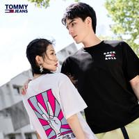TOMMY HILFIGER 汤米·希尔费格 11786 纯棉摇滚印花T恤