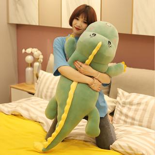 小泡沫 卡通恐龙抱枕 50cm