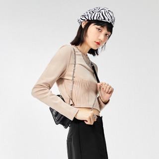 PEACEBIRD 太平鸟 AWDCB130176  长袖打底T恤