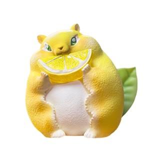 dodowo x 动物星球 水果精灵vol.1 柠檬鼠