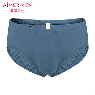 AIMER MEN 爱慕先生 NS22U81中腰三角男士内裤