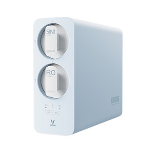 VIOMI 云米 MR662 反渗透纯水机 600G