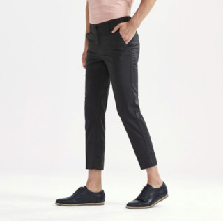 SEVEN 柒牌 118H72070 男士西裤