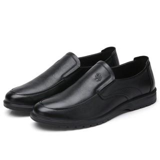CAMEL 骆驼 A832287350 男士休闲皮鞋