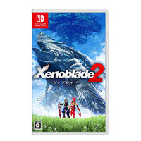 Nintendo 任天堂 Switch游戏卡带《异度神剑2》 中文
