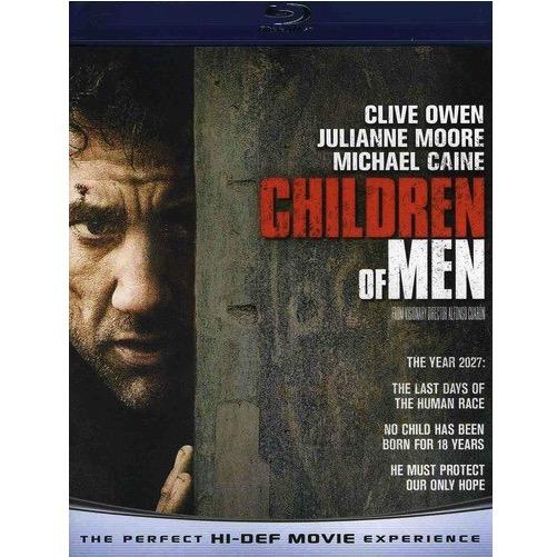 《Children of Men 人类之子》(蓝光BD)