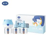 陪伴计划专享:Dexter 戴·可·思 婴儿电热蚊香液 1器+3液