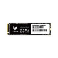 PREDATOR 掠夺者 GM3500系列 1TB SSD 固态硬盘 M.2接口 (NVMe协议)